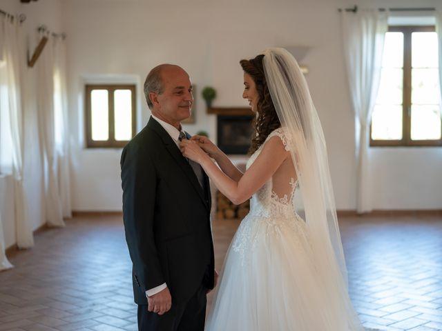 Il matrimonio di Simone e Arianna a Gallese, Viterbo 16