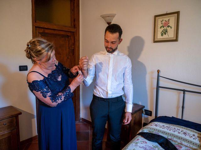 Il matrimonio di Simone e Arianna a Gallese, Viterbo 22