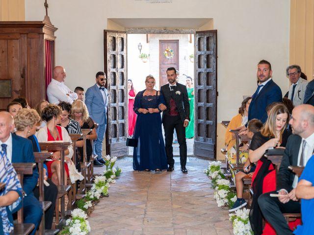 Il matrimonio di Simone e Arianna a Gallese, Viterbo 31