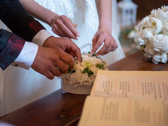 Il matrimonio di Simone e Arianna a Gallese, Viterbo 35