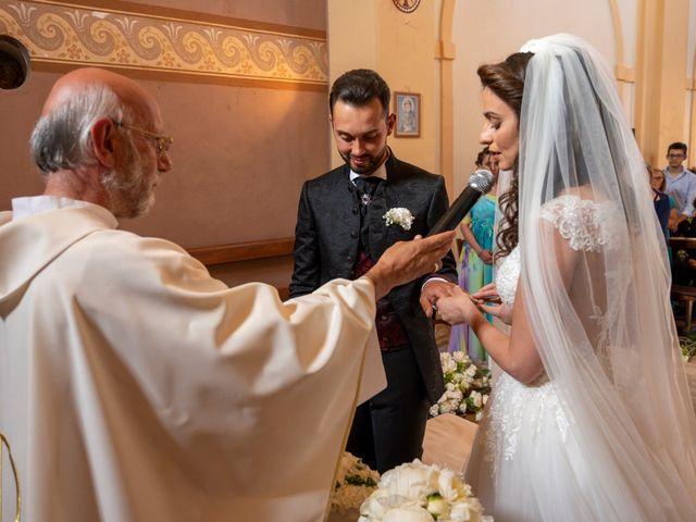 Il matrimonio di Simone e Arianna a Gallese, Viterbo 37