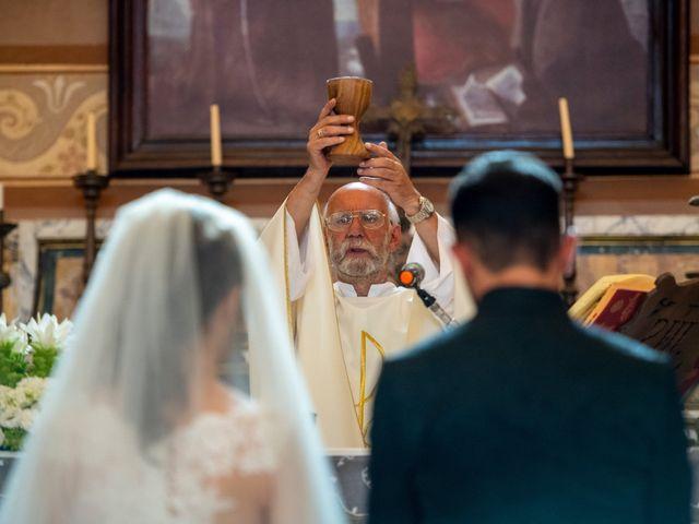 Il matrimonio di Simone e Arianna a Gallese, Viterbo 40