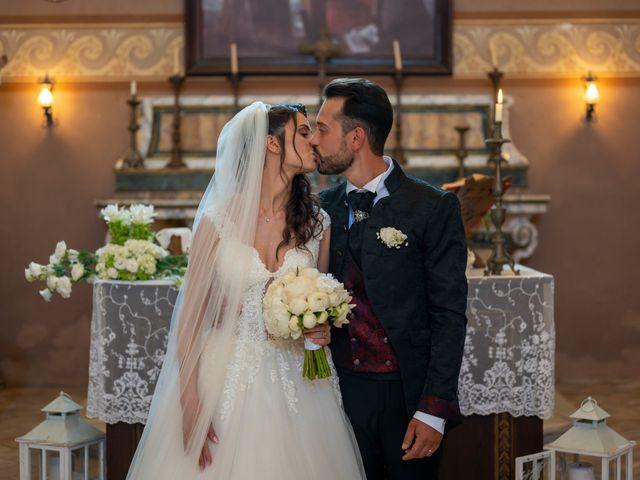 Il matrimonio di Simone e Arianna a Gallese, Viterbo 42