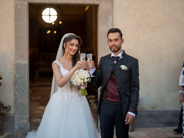 Il matrimonio di Simone e Arianna a Gallese, Viterbo 44