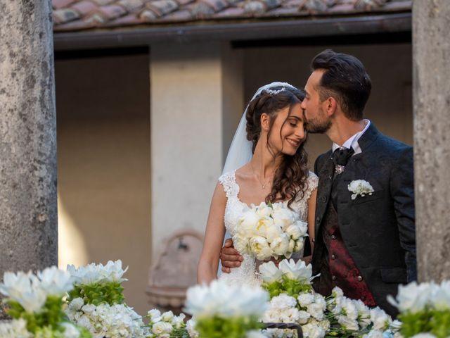 Il matrimonio di Simone e Arianna a Gallese, Viterbo 45