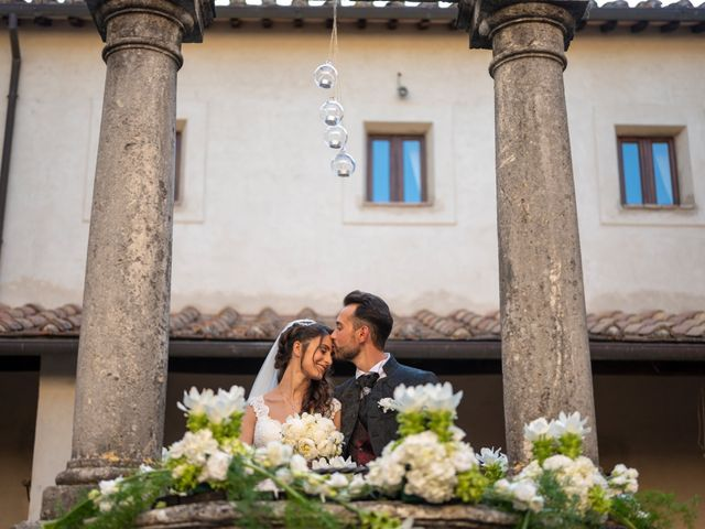 Il matrimonio di Simone e Arianna a Gallese, Viterbo 46