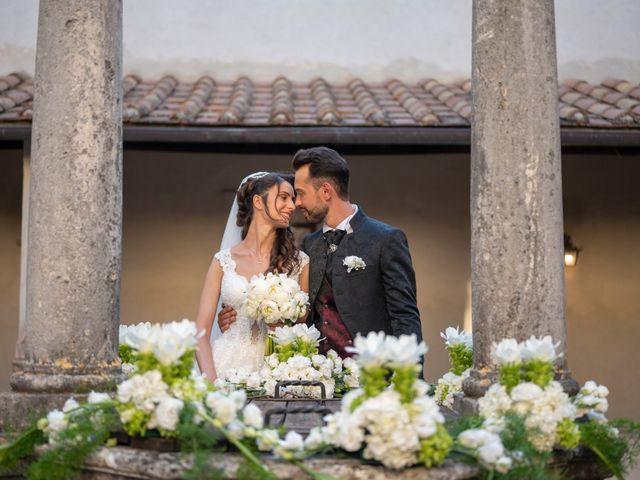Il matrimonio di Simone e Arianna a Gallese, Viterbo 47