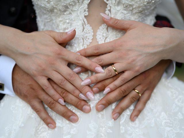 Il matrimonio di Simone e Arianna a Gallese, Viterbo 53