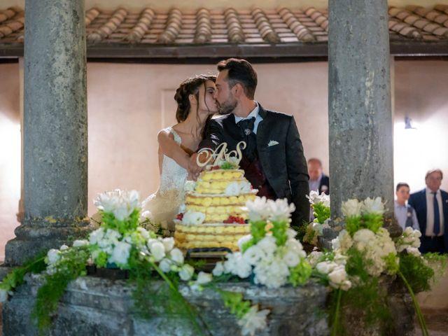 Il matrimonio di Simone e Arianna a Gallese, Viterbo 59