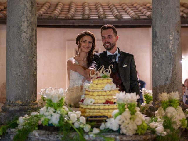 Il matrimonio di Simone e Arianna a Gallese, Viterbo 60