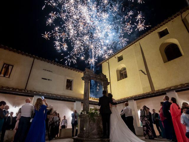 Il matrimonio di Simone e Arianna a Gallese, Viterbo 62