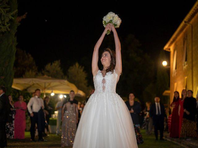 Il matrimonio di Simone e Arianna a Gallese, Viterbo 64