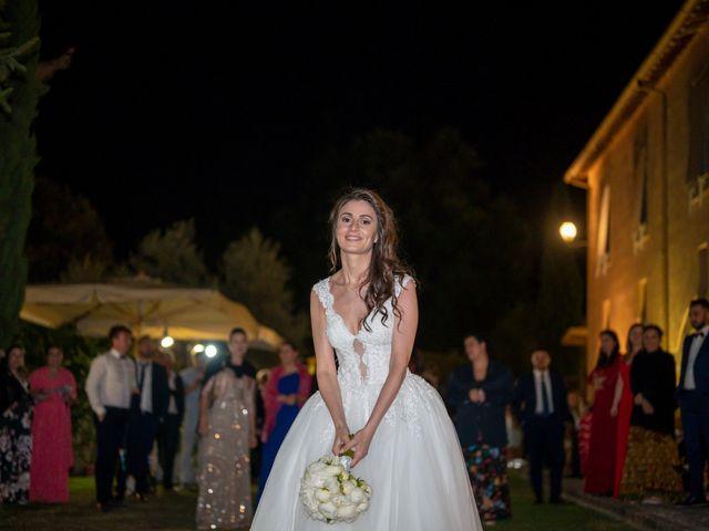 Il matrimonio di Simone e Arianna a Gallese, Viterbo 65