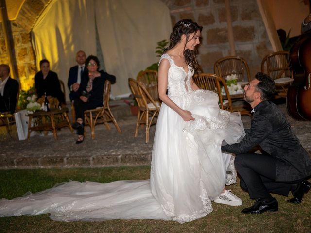 Il matrimonio di Simone e Arianna a Gallese, Viterbo 66