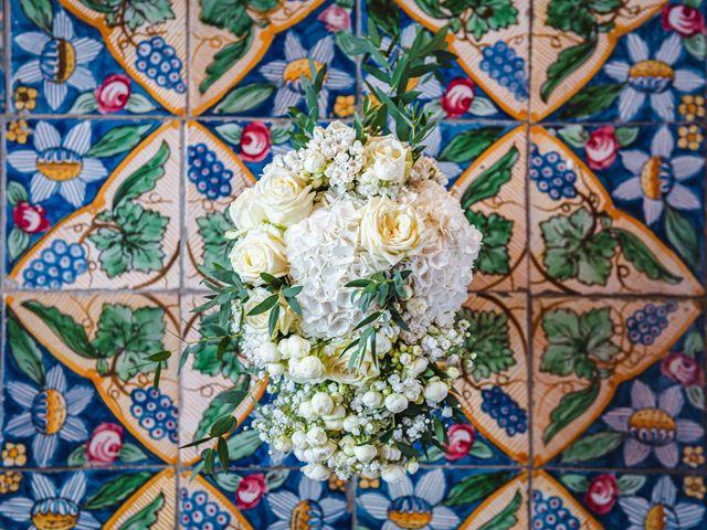 Il matrimonio di Giuseppe e Alessia a Ravello, Salerno 10