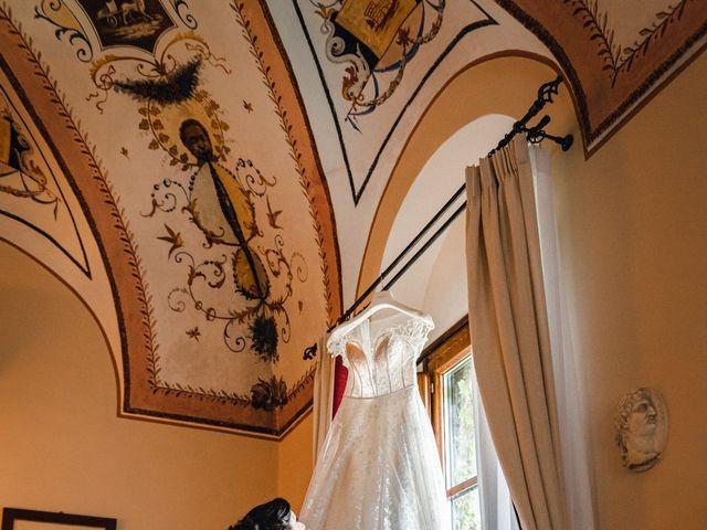 Il matrimonio di Giuseppe e Alessia a Ravello, Salerno 12