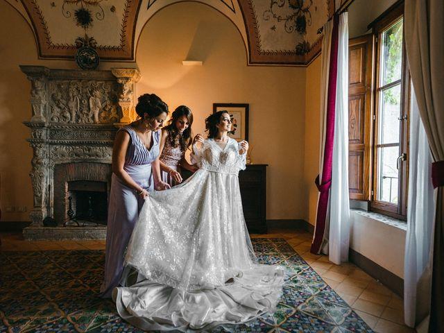 Il matrimonio di Giuseppe e Alessia a Ravello, Salerno 14