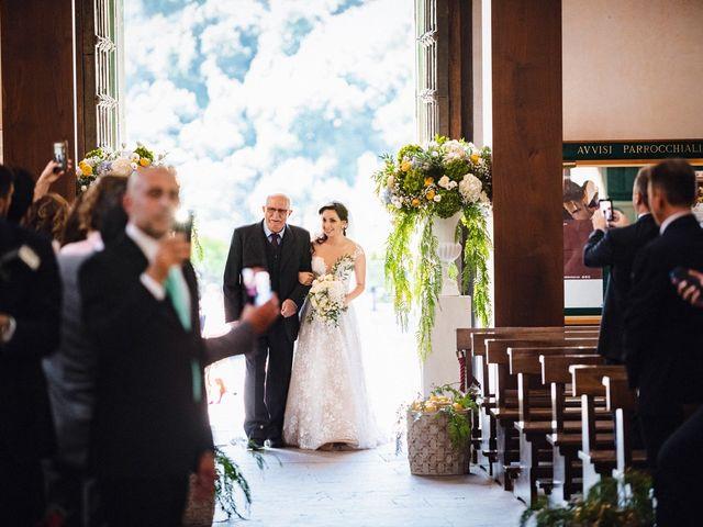Il matrimonio di Giuseppe e Alessia a Ravello, Salerno 19