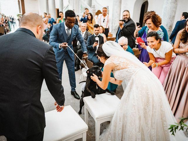 Il matrimonio di Giuseppe e Alessia a Ravello, Salerno 25