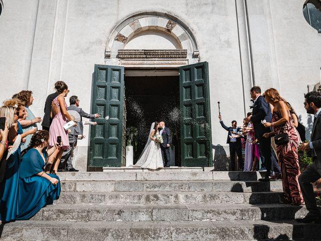 Il matrimonio di Giuseppe e Alessia a Ravello, Salerno 32