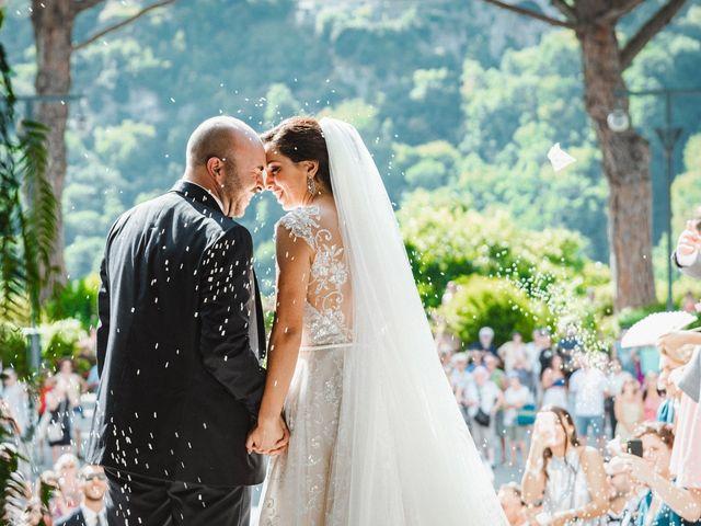 Il matrimonio di Giuseppe e Alessia a Ravello, Salerno 33