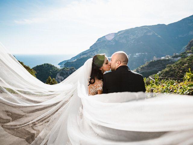 Il matrimonio di Giuseppe e Alessia a Ravello, Salerno 36