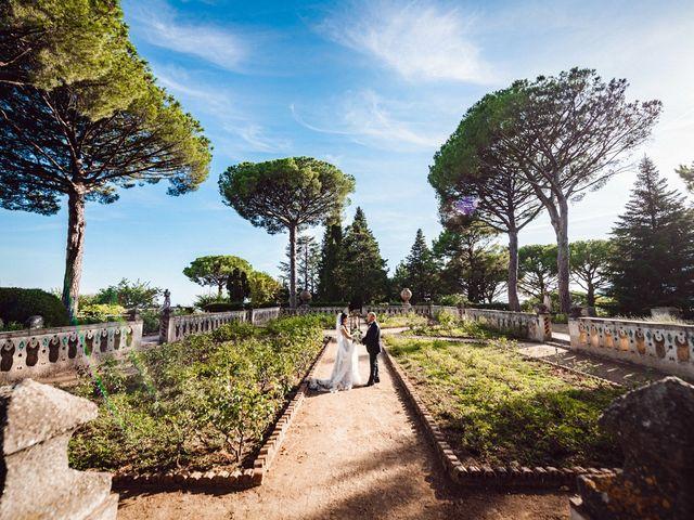 Il matrimonio di Giuseppe e Alessia a Ravello, Salerno 38