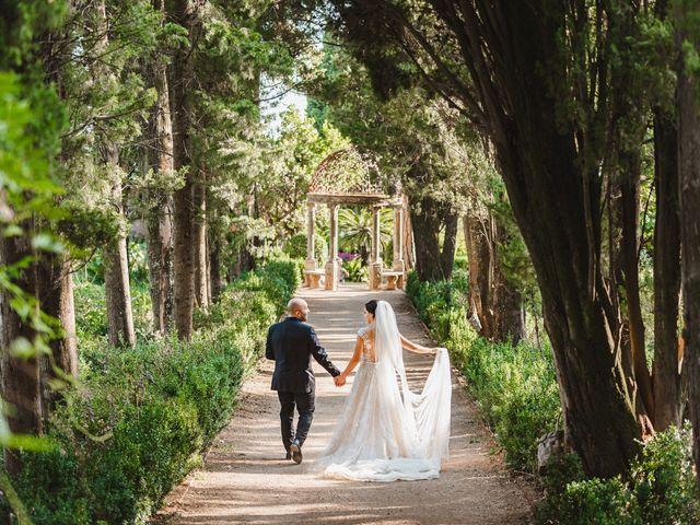 Il matrimonio di Giuseppe e Alessia a Ravello, Salerno 40