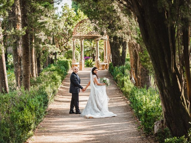 Il matrimonio di Giuseppe e Alessia a Ravello, Salerno 41