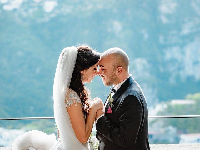 Il matrimonio di Giuseppe e Alessia a Ravello, Salerno 47