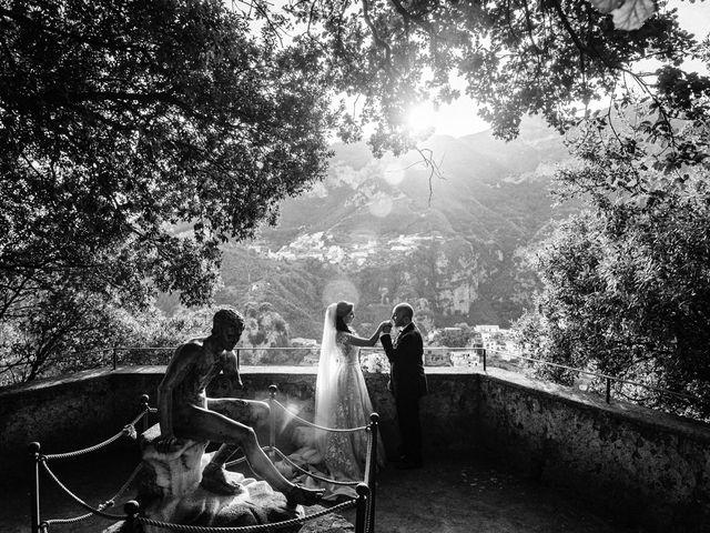 Il matrimonio di Giuseppe e Alessia a Ravello, Salerno 48