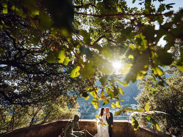 Il matrimonio di Giuseppe e Alessia a Ravello, Salerno 49