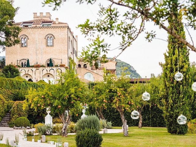 Il matrimonio di Giuseppe e Alessia a Ravello, Salerno 50
