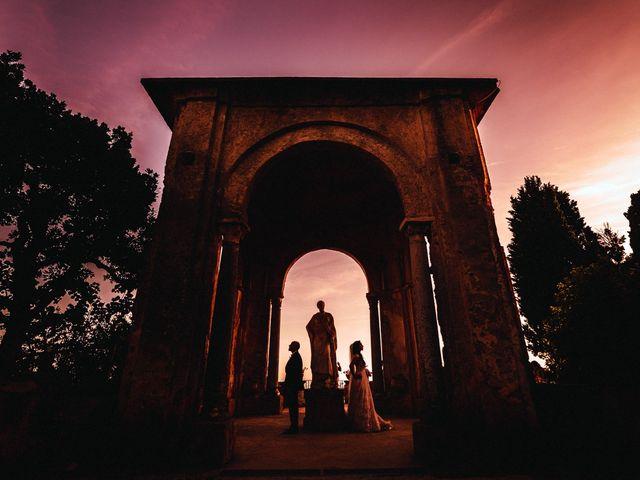 Il matrimonio di Giuseppe e Alessia a Ravello, Salerno 62