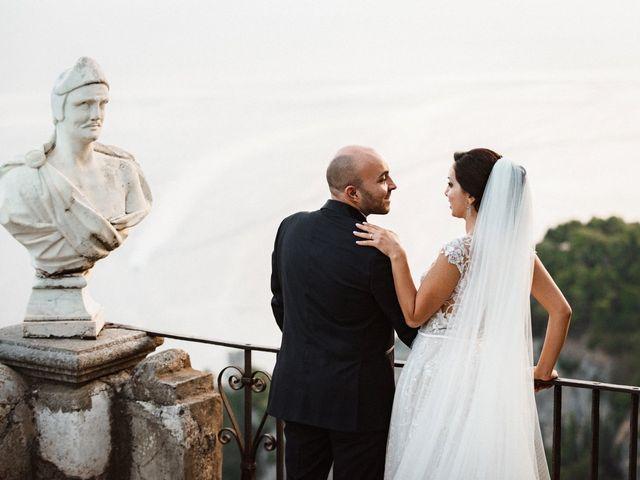 Il matrimonio di Giuseppe e Alessia a Ravello, Salerno 64