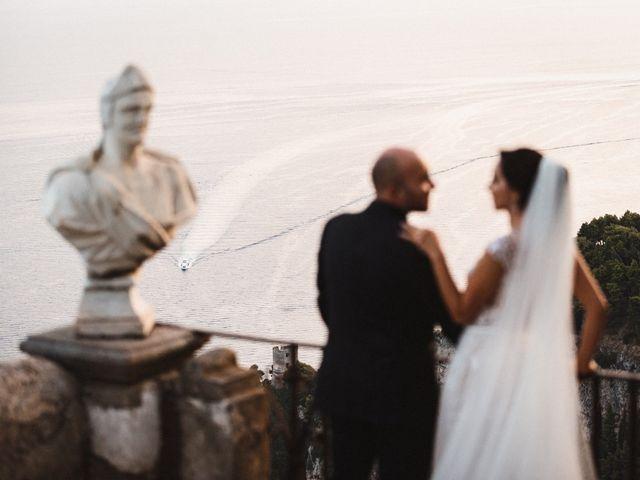 Il matrimonio di Giuseppe e Alessia a Ravello, Salerno 65