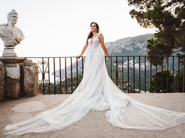 Il matrimonio di Giuseppe e Alessia a Ravello, Salerno 66