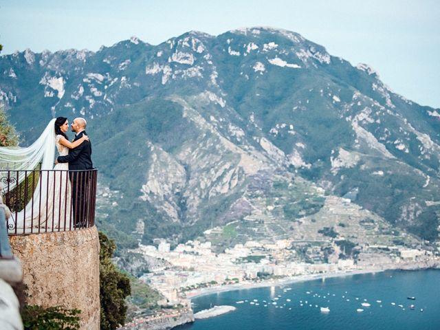 Il matrimonio di Giuseppe e Alessia a Ravello, Salerno 69