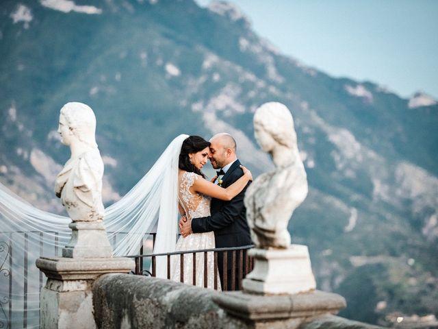 Il matrimonio di Giuseppe e Alessia a Ravello, Salerno 70
