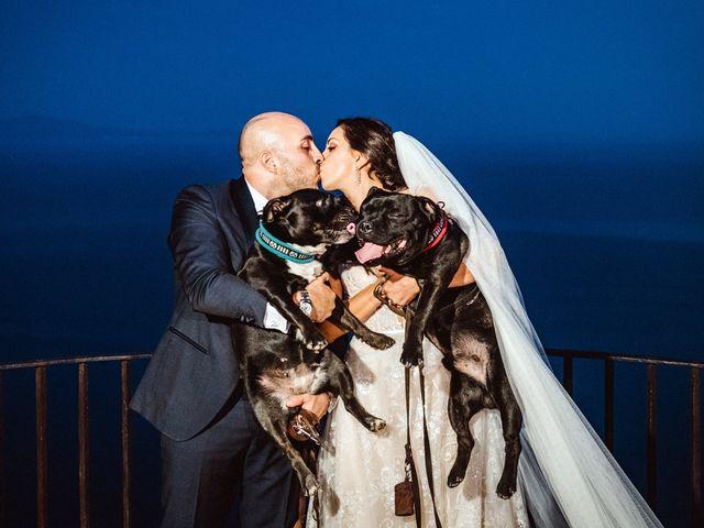 Il matrimonio di Giuseppe e Alessia a Ravello, Salerno 71