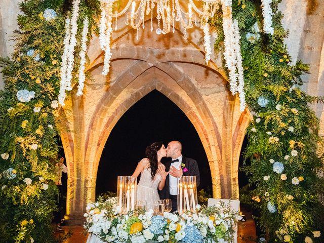 Il matrimonio di Giuseppe e Alessia a Ravello, Salerno 75