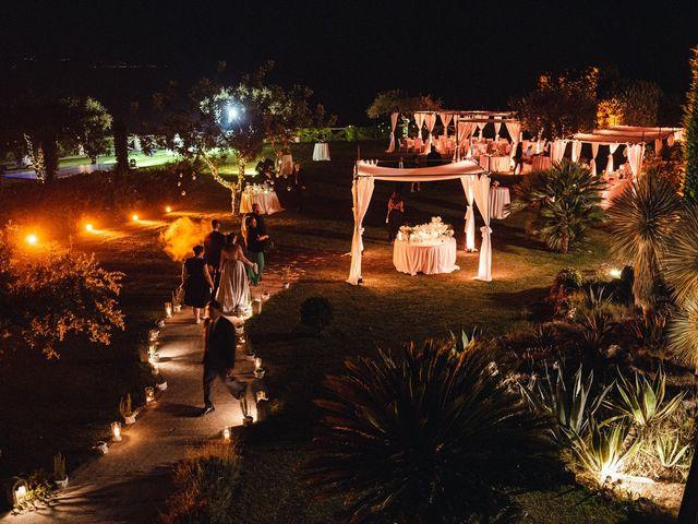 Il matrimonio di Giuseppe e Alessia a Ravello, Salerno 76