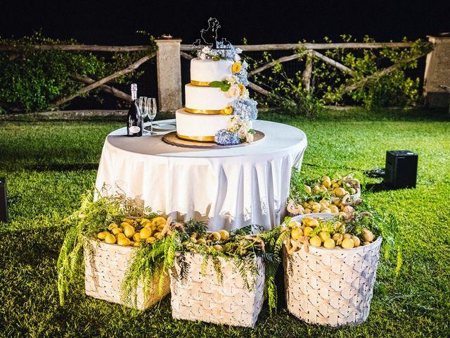 Il matrimonio di Giuseppe e Alessia a Ravello, Salerno 79