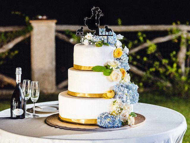 Il matrimonio di Giuseppe e Alessia a Ravello, Salerno 80