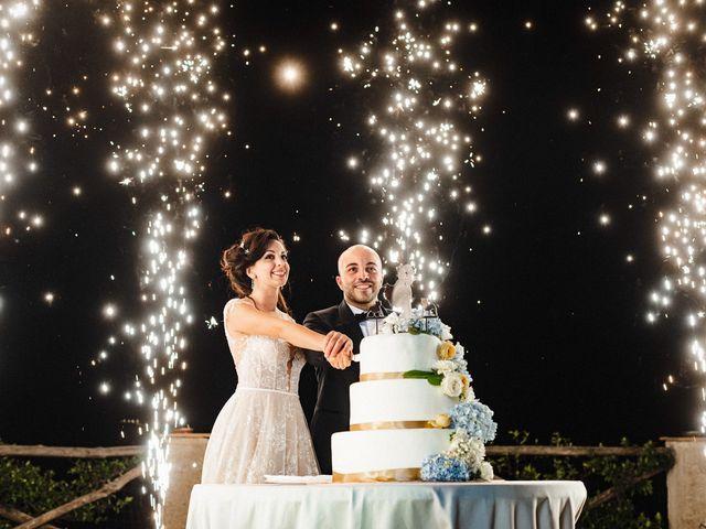 Il matrimonio di Giuseppe e Alessia a Ravello, Salerno 83