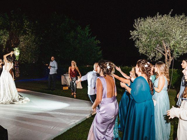 Il matrimonio di Giuseppe e Alessia a Ravello, Salerno 90