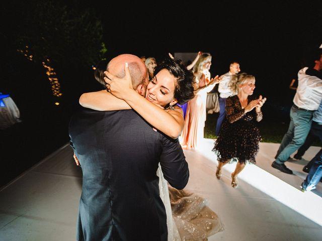 Il matrimonio di Giuseppe e Alessia a Ravello, Salerno 92