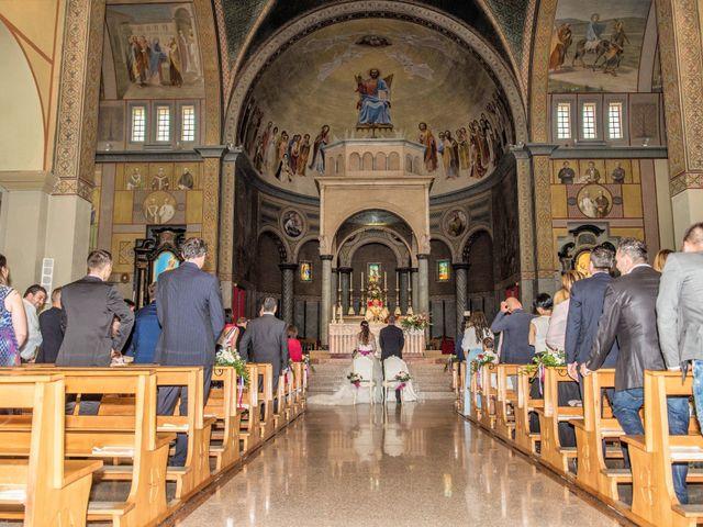 Il matrimonio di Stefano e Elisa a Pavia, Pavia 16