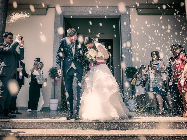 Il matrimonio di Stefano e Elisa a Pavia, Pavia 17