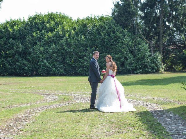 Il matrimonio di Stefano e Elisa a Pavia, Pavia 34
